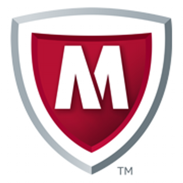 McAfee Cloud Security Logo